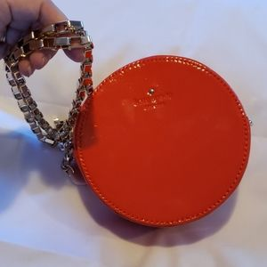 Kate Spade Red Canteen Purse